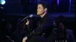 "Donny Osmond performs ""I Know the Truth"""