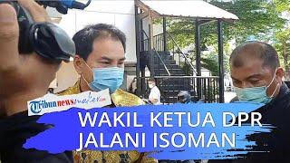 Terseret dalam Kasus Suap Jual Beli Jabatan, Azis Syamsuddin Dikabarkan sedang Jalani Isoman