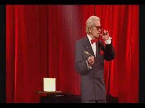 Billy McCombs letzter Fernsehauftritt