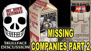 Missing Transformers Companies Part 2 (Sit Down Saturday)