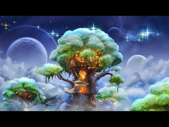 Guided Meditation for Children   Your Secret Treehouse   Relaxation for Kids