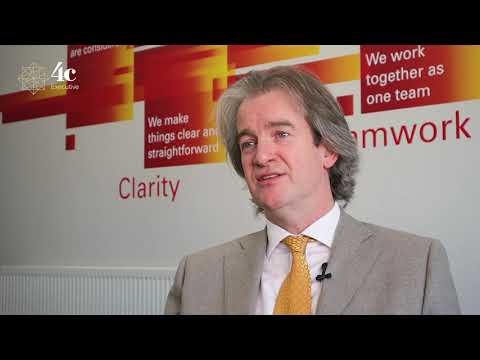 Michael Scott, Managing Director of firmus Energy