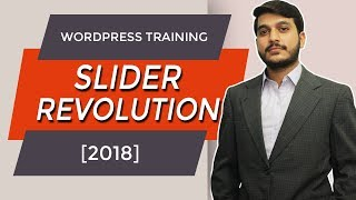Slider Revolution 5 Wordpress Tutorial in Urdu & Hindi [2018]