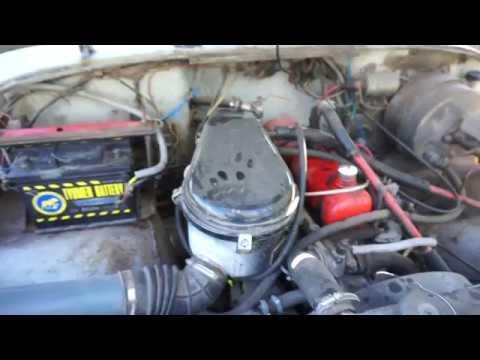 Карбюратор К126ГУ на УАЗ нюансы установки. Тросик газа. Фильтр.