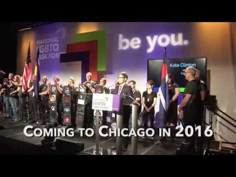 Creating Change Chicago 2016 - Advancing LGBTQ Liberation - Promo Video