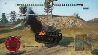 WoT T49 Приколы с танками Самое смешное падение за всю историю WoT #6