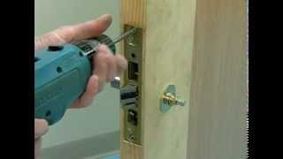 SARGENT 8200 Mortise Installation thumbnail