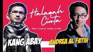 Kang Abay, Halaqah Cinta | Piano Cover By Andrea Al Fatih..