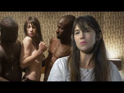 Nymphomaniac interview 1: Charlotte Gainsbourg