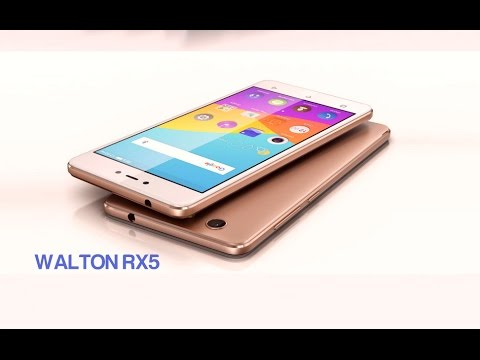 Walton Primo RX5 - Full Specifications, Features, Price, Specs and Reviews 2017 Update Video