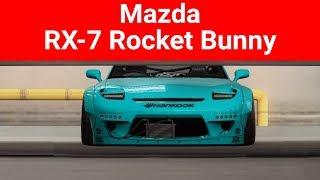 rx7 rocket bunny csr2 - TH-Clip
