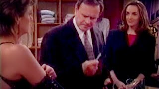OLTL - Bo Questions Gabrielle About The Dress (02-01-2002)