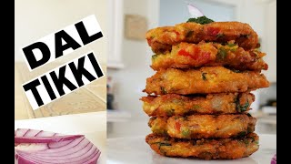 Popular Moong Dal Capsicum Tikki - Delicious Moong Dal Veggie Patties-Moong Dal Burger Patty