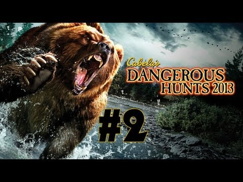 Cabela's Dangerous Hunts 2013 - Walkthrough - Part 2 - Sand Storm (PC/X360/PS3) [HD] Mp3