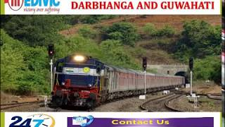 Get Trustful and Hi-tech Train Ambulance Services in Darbhanga by Medivic