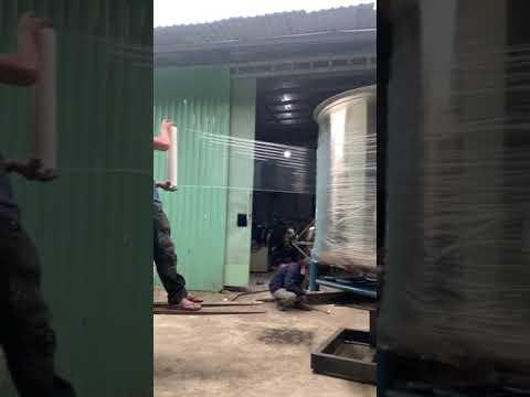 Bồn khuấy Sơn 1.500lít - Cơ Khí Hana - Hanatank.com