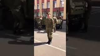 Сбор военного УАЗика за полторы минуты (приколы армия, лучшие видео, смешные ролики, смех, угар)