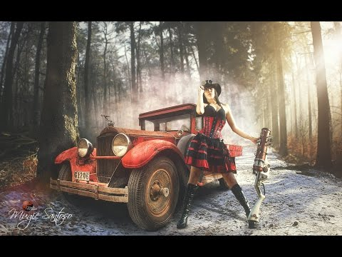 How to make Digital Imaging manipulations | Old Truck for SALE?| Let's Check it out