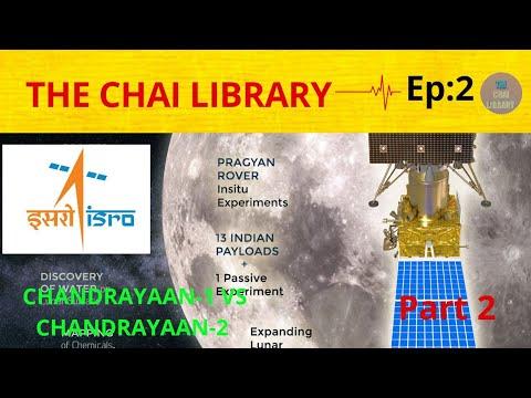 CHANDRAYAAN1 vs CHANDRAYAAN2 in hindi|VIKRAM LANDER|MOON MISSION|THE CHAI LIBRARY|PART2