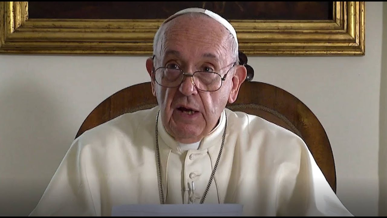 Semana Laudato Si'   Convite do Papa Francisco
