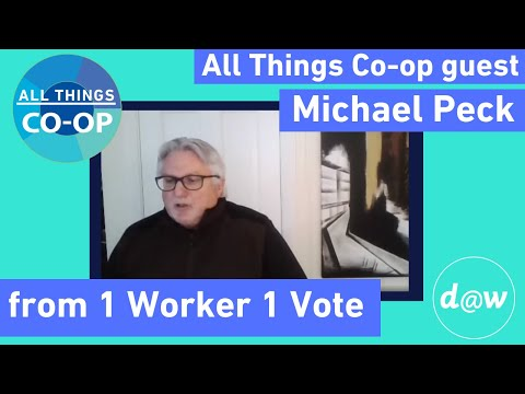 Workplace Ownership is Bipartisan - Michael Peck [All Things Co-op clip]