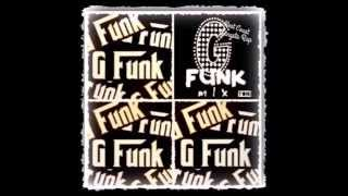 G-Funk west coast Gangsta Rap  MIX  ♯2
