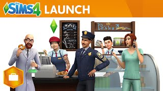 The Sims 4 - Get to Work video