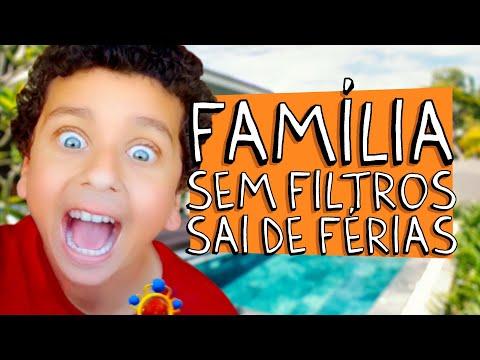 FAMÍLIA SEM FILTROS - CONVITE EMOCIONANTE