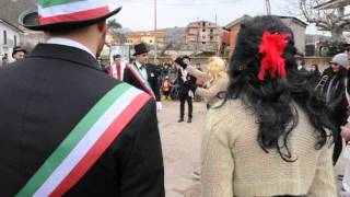 preview picture of video 'CARNEVALE 2015 CASTEL MORRONE'