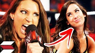 10 Things Stephanie McMahon Doesn't Want You To Know About Ex-WWE Divas