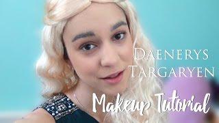 Daenerys Targaryen Makeup! Game of Thrones Cosplay | Megilee