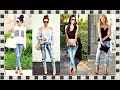 OUTFITS WITH DENIM CLOTHING   FASHION WOMEN   OUTFITS CON ROPA DE MEZCLILLA 2019