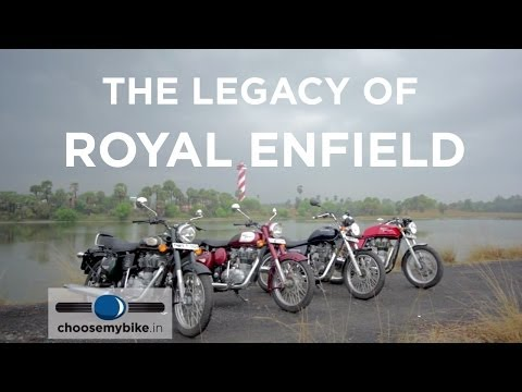 The Legacy of Royal Enfield Motorcycles