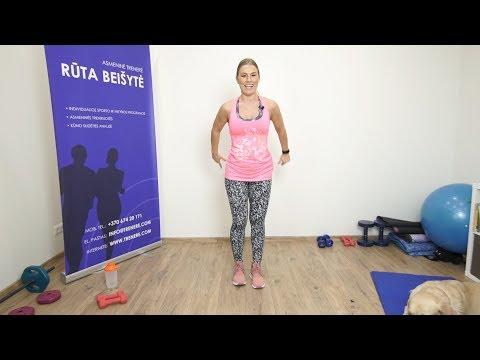 Kaip numesti kaulų svorį