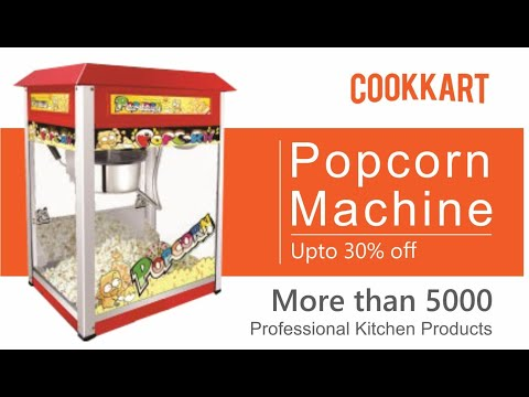 250G Pop Corn Machine
