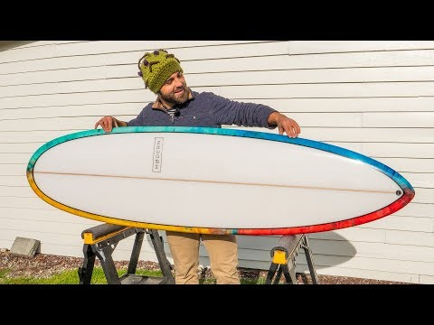 Love Child by Modern Surfboards – A Versatile Cruiser That Will Double Your Wave Count