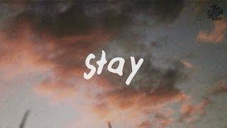 Gracie Abrams   Stay (Lyric Video)