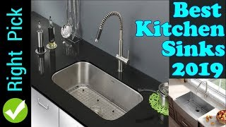 KITCHEN SINK : Best Kitchen Sinks  2019 | Best Stainless Steel Kitchen Sink