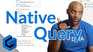 Native Query: Be careful when using in Power BI
