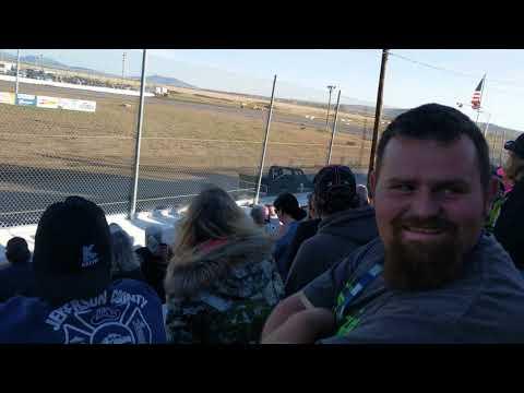 Video Of Madras Speedway (Overnight), OR