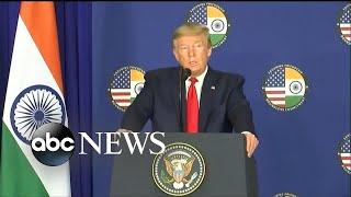 Trump says coronavirus &39under control&39 in US l ABC News