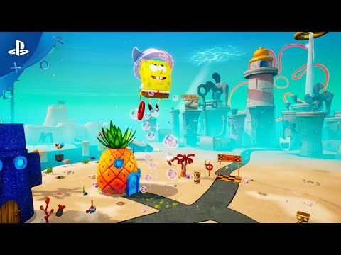Trailer de SpongeBob SquarePants: Battle for Bikini Bottom - Rehydrated