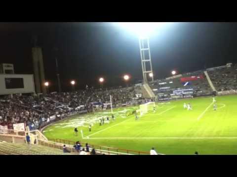 """""""LA BRAVA (Alvarado 1 - 0 Gmo Brown"""" Barra: La Brava • Club: Alvarado"""