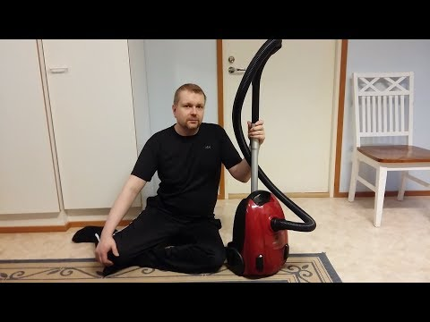Philips PowerLife Vacuum Cleaner Review/Demonstration + (Channel Update)