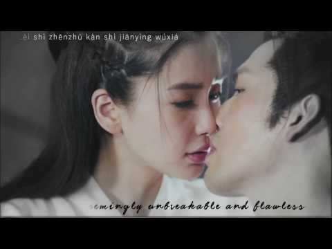 [Eng+Pinyin] 泪塔 Tower of Tears MV- 'General and I' OST 孤芳不自赏 (Wallace Chung 钟汉良)