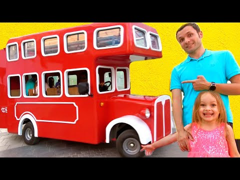 Wheels on the Bus Song  - Nursery Rhymes for Children