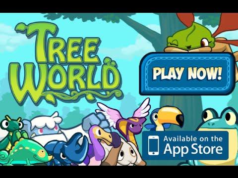 Tree World: Free Pocket Pet Adventure - Gameplay IOS & Android