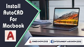 How to Install AutoCAD For MAC