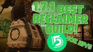 1.7.1 BEST RECLAIMER BUILD VIDEO - INSANE HEALER! 40k HP/s!