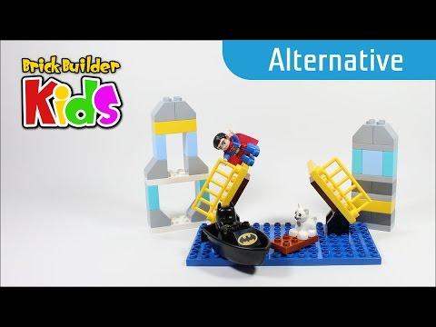 Vidéo LEGO Duplo 10599 : L'aventure de Batman